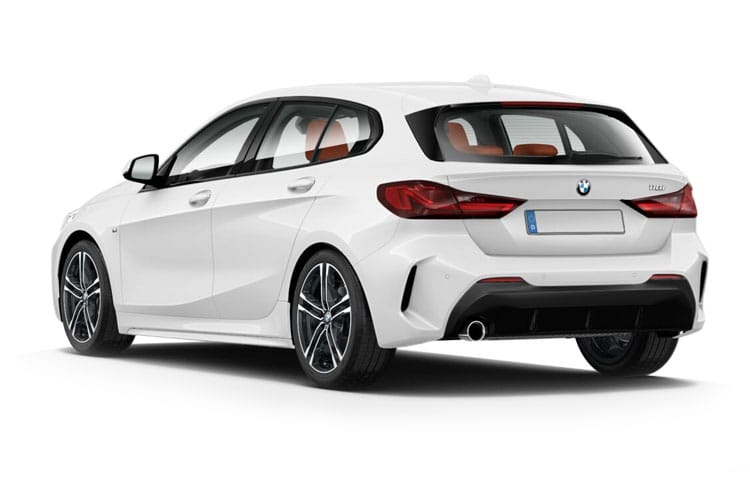 BMW 1 Series 118 Hatch 5Dr 1.5 i 136PS M Sport 5Dr Manual [Start Stop] [Tech] back view