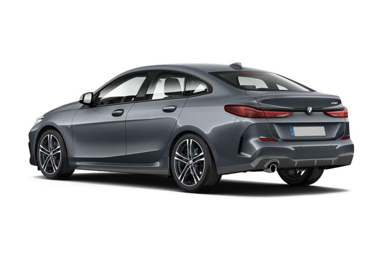 BMW 2 Series 218 Gran Coupe 1.5 i 140PS M Sport 4Dr DCT [Start Stop] [Tech] back view