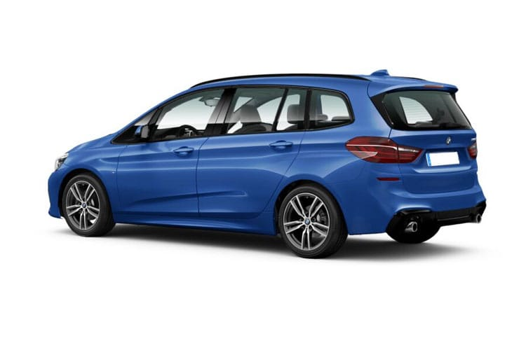 BMW 2 Series Tourer 216 Gran Tourer 1.5 d 116PS Sport 5Dr DCT [Start Stop] back view