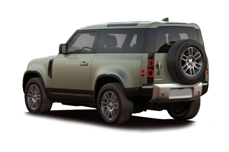 Land Rover Defender 110 SUV 5Dr 2.0 P400e PHEV 15.4kWh 404PS X-Dynamic HSE 5Dr Auto [Start Stop] [6Seat] back view