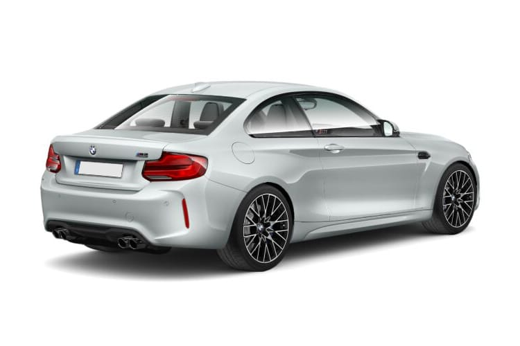 BMW 2 Series 218 Coupe 1.5 i 136PS Sport 2Dr Manual [Start Stop] [Tech II] back view
