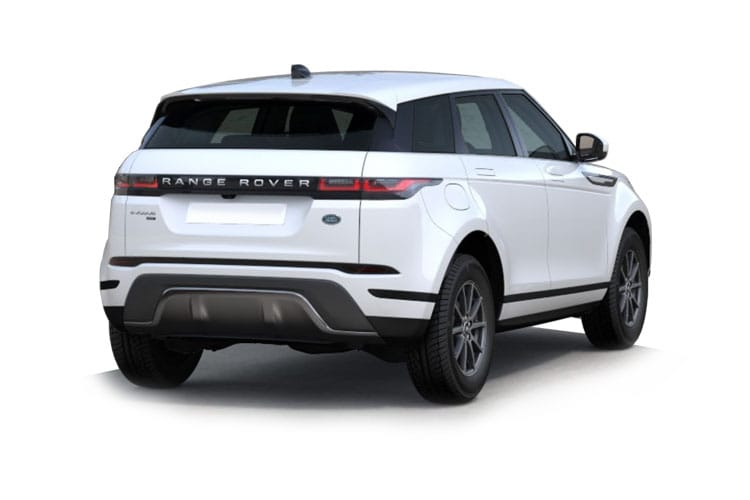 Land Rover Range Rover Evoque SUV 5Dr FWD 2.0 D 150PS R-Dynamic S 5Dr Manual [Start Stop] back view