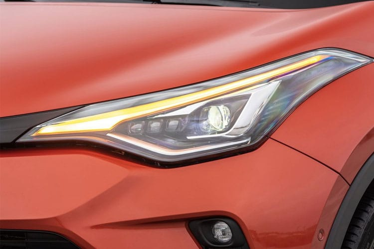 Toyota C-HR 5Dr 2.0 VVT-h 184PS GR SPORT 5Dr CVT [Start Stop] detail view