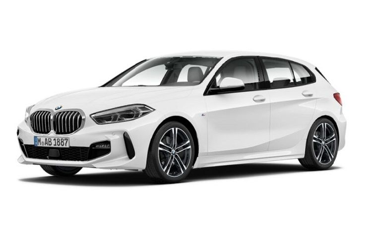 BMW 1 Series 118 Hatch 5Dr 1.5 i 136PS M Sport 5Dr Manual [Start Stop] [Tech] front view