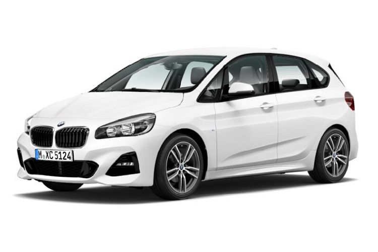BMW 2 Series Tourer 220 Gran Tourer 2.0 d 190PS Luxury 5Dr Auto [Start Stop] [Tech II] front view