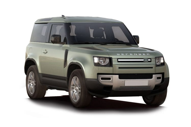 Land Rover Defender 110 SUV 5Dr 2.0 P400e PHEV 15.4kWh 404PS X-Dynamic HSE 5Dr Auto [Start Stop] [6Seat] front view