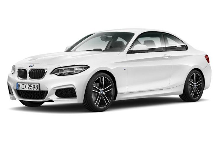 BMW 2 Series 218 Coupe 2.0 i 136PS SE 2Dr Auto [Start Stop] [Tech II] front view