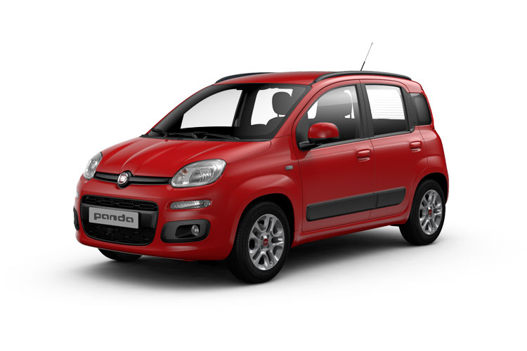 Fiat Panda Hatch 5Dr 1.0 MHEV 70PS City Cross 5Dr Manual [Start Stop] front view