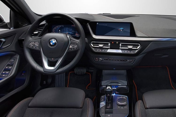BMW 1 Series 118 Hatch 5Dr 1.5 i 136PS M Sport 5Dr Manual [Start Stop] [Tech] inside view