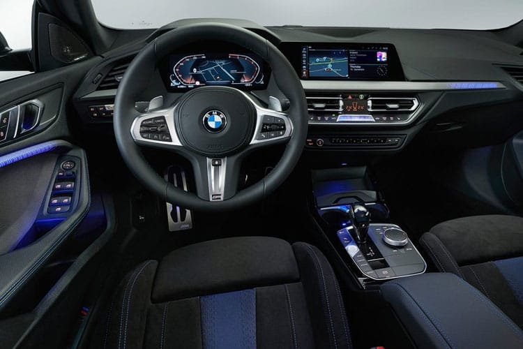 BMW 2 Series 218 Gran Coupe 1.5 i 140PS M Sport 4Dr DCT [Start Stop] [Tech] inside view