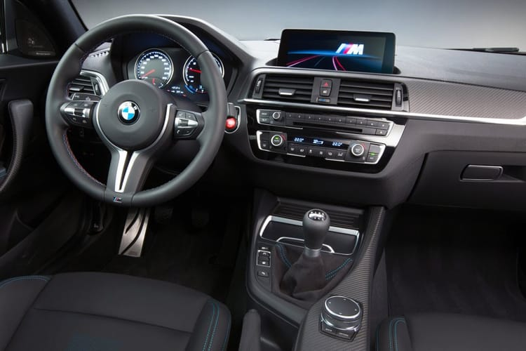 BMW 2 Series 218 Coupe 2.0 i 136PS SE 2Dr Auto [Start Stop] [Tech II] inside view