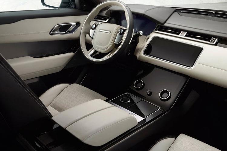 Land Rover Range Rover Velar SUV 5Dr 2.0 P400e PHEV 13.6kWh 404PS S 5Dr Auto [Start Stop] inside view